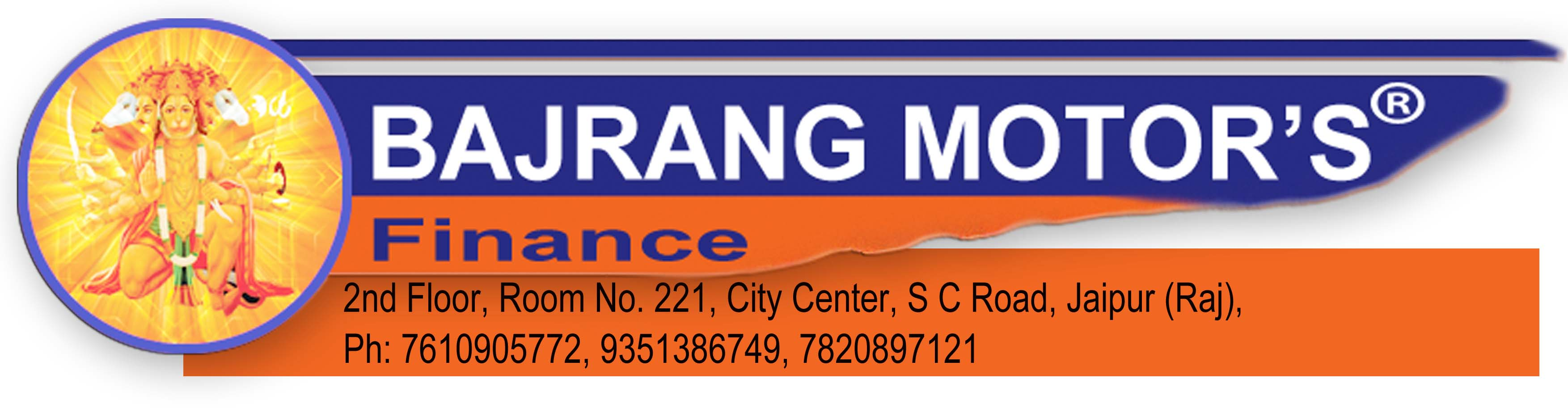 Bajrang Motors Finance