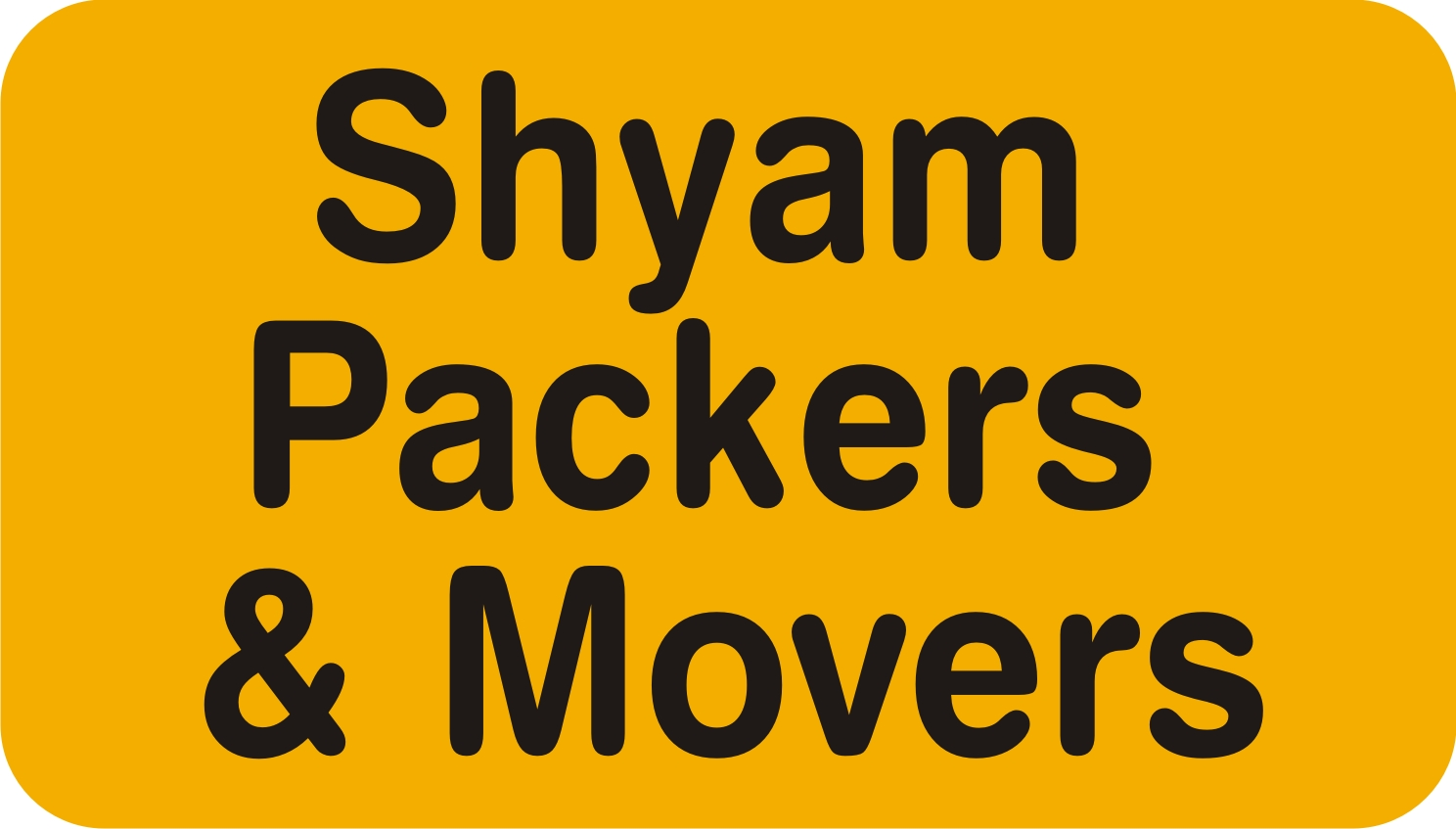 Shyam Packers & Movers