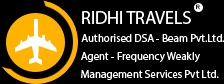 Ridhi Travels logo