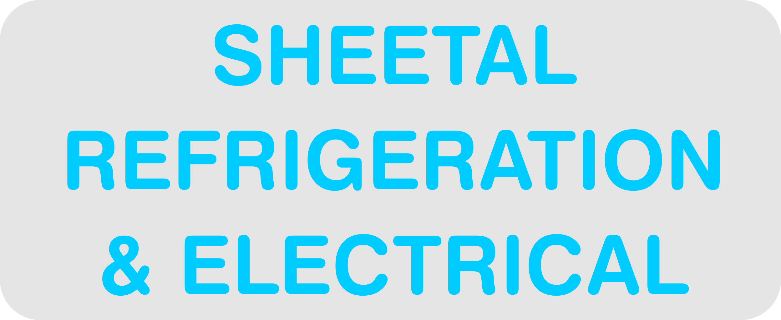 Sheetal Refrigeration & Electrical
