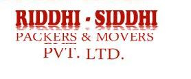 Riddhi Siddhi Packers & Movers Pvt Ltd